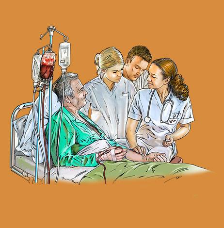Terveysalan turvallisuuskurssi sekä